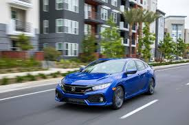 2017 honda civic si first drive a return to the origins of the si