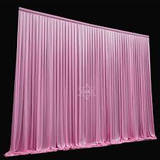 wedding backdrop size free shipping wedding stage backdrop stand curtain for wedding