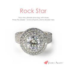 rock star rings images Rockstar engagement rings erin bradys engagement ring spininc rings jpg