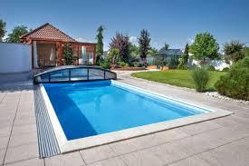 rectangular pool designs for big backyards swimming pools