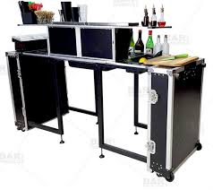 best selection of portable bars for home or commercial use