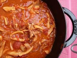 comment cuisiner les encornets encornets mijotés en cocotte cuisine menu and fish