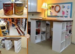 diy craft table ikea bookcase building plans diy craft table bookshelf ikea craft table