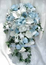 light blue flowers light blue flowers for wedding best 25 light blue weddings ideas