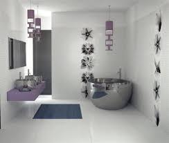 purple bathroom ideas house living room design