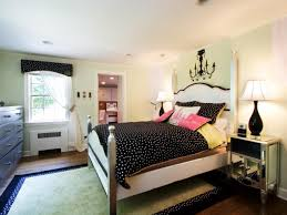 Bedroom Ideas For Teenage Girls Black And Pink U0027s Bedroom Lighting Hgtv