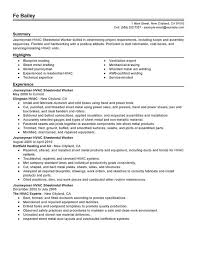 hvac resume template forest worker resume sales worker lewesmr
