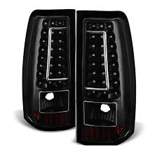 2004 silverado tail lights 2003 2006 chevy silverado gmc sierra performance led tail lights