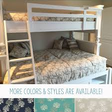 House Bunk Beds House Nautical Bunk Bed Bedding Collection Bedding For Bunks