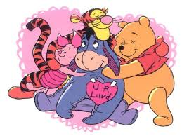 winnie the pooh valentines day winnie the pooh wallpaper s day pictures