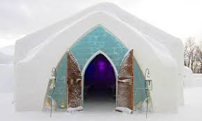 Hotel De Glace Canada 8 Hotels Made Entirely Of Ice Wanderlust