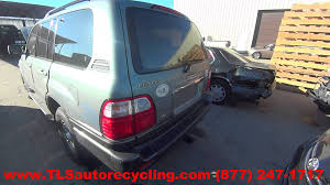 lexus lx470 for sale in california parting out 2001 lexus lx 470 stock 6044gy tls auto recycling