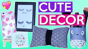 Diy Cute Room Decor Diy Cute Room Decor Youtube