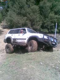 nissan safari lifted best articulation from big lifts patrol 4x4 nissan patrol forum