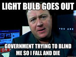 Conspiracy Theorist Meme - from infowars to presidential advisor 10 hilarious alex jones