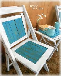 18 best vintage wood folding chairs images on pinterest