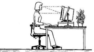 postura corretta scrivania forniture per uffici cartoleria copisteria