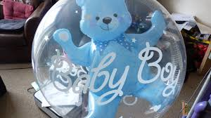 teddy bears inside balloons happy angel day my gideon tiny glimmers