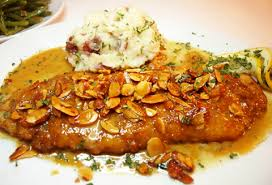 Trout Amandine The New Orleans Menu Daily