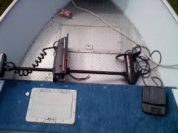 how does my bow mounted trolling motor fold up page 1 iboats