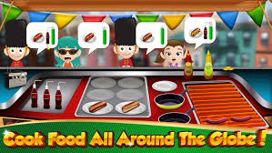 jeux de cuisine burger restaurant jeux de cuisine restaurant burger chef app revisión
