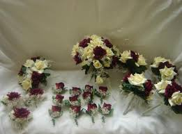 silk wedding flowers cheap bouquet packages silk wedding bouquets silk flower bouquets
