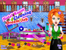 hotel room cleaning dream job girls game android apps on