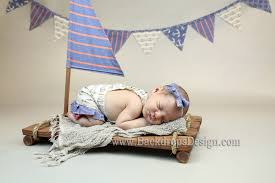 newborn props sailor prop flag newborn photography props toddlers prop raft