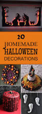 Super Cool Homemade Halloween Decorations