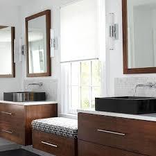 Floating Bathroom Vanity by Espresso Bathroom Vanity Contemporary Bathroom Design Sponge