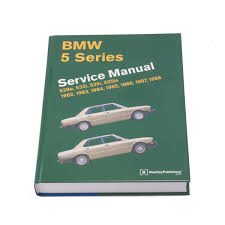 bavarian autosport bentley repair manual 5 series 82 thru 88