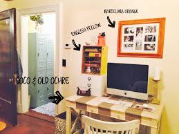 amazing of interesting small home office cubicle decorati 5667
