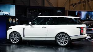 wheels land rover 2018 range rover sv coupe is an ultra expensive two door suv