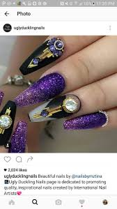 1266 best nails images on pinterest coffin nails nail designs