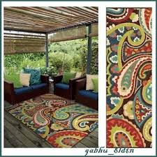Paisley Area Rug New Orange Lime Green Yellow Blue Paisley Area Rug Indoor