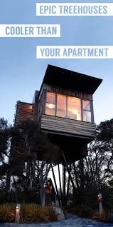 10 epic treehouses cooler than your apartment