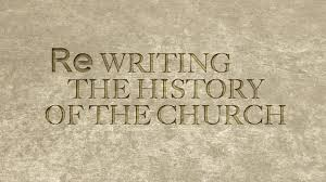religion and spirituality rewriting the history of the church