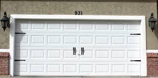 Decorative Garage Door Hardware Kit Wageuzi