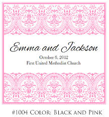 cover designs for wedding programs by wiregrass weddings