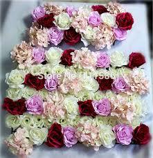 wedding backdrop flower wall spr 2018 new high quality wedding decoration flower wall