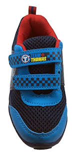 thomas the train light up shoes boys thomas the train light up sneakers with velcro http