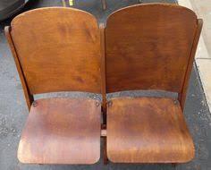 Double Seat Folding Chair Antique Pair Metal Art Nouveau Folding Chairs Cast Iron Garden