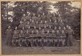 circa 1942 the thundersley home guard ww2 and victory parties