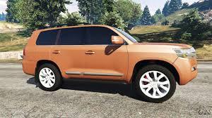 toyota limo 2016 toyota land cruiser 200 2016 for gta 5