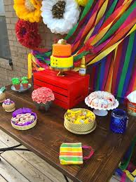 Mexican Themed Decorations 7 Best 30 U0027s Mexican Themed Birthday Party By Confetti Usa Images