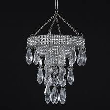 Plastic Crystals For Chandeliers Best 25 Plastic Chandelier Ideas On Pinterest Spoon Lamp