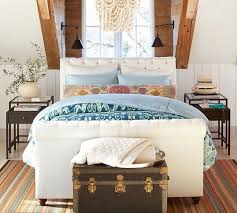Pottery Barn Chesterfield Bed 74 Best Bedroom Images On Pinterest Master Bedrooms Bedroom