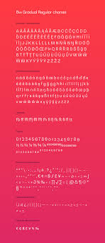 Seeking Font Bw Gradual On Behance