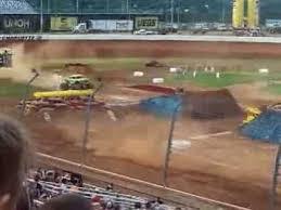monster truck jam charlotte nc monster truck bash the dirt track charlotte nc youtube
