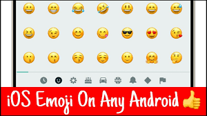 root get ios emoji on any android smartphone ios 10 2